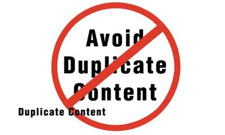 Duplicate Content Can Get You Banned by Google!