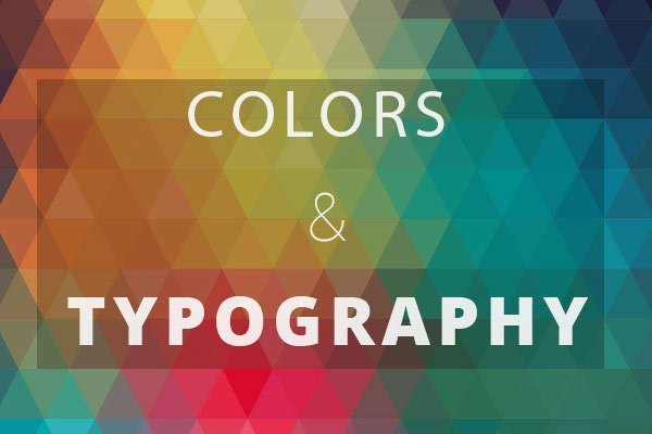 Colors & Typography